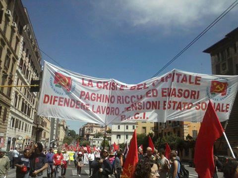 Roma 18 maggio 2013